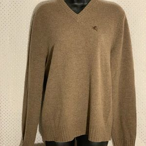Express Lambswool V-Neck Sweater ~ Size S